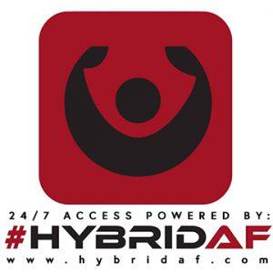 Hybrid AF -24 Hour Gym Network